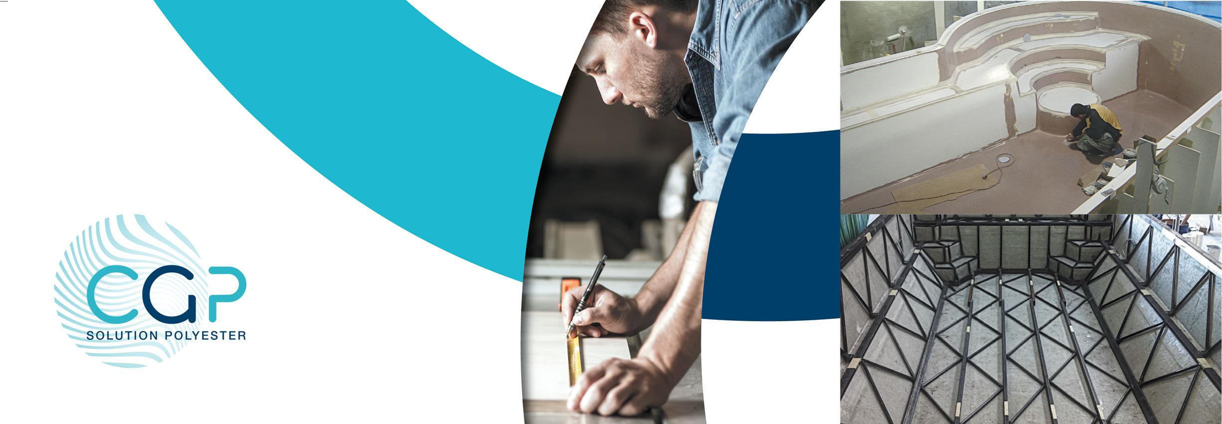cgp-solutions-polyester-innovantes CGP : une nouvelle structure spécialisée dans la création, la fabrication et la location de moules pour piscines coques polyester