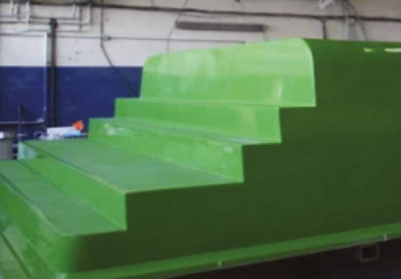 moule-piscine-coque Fabrication
