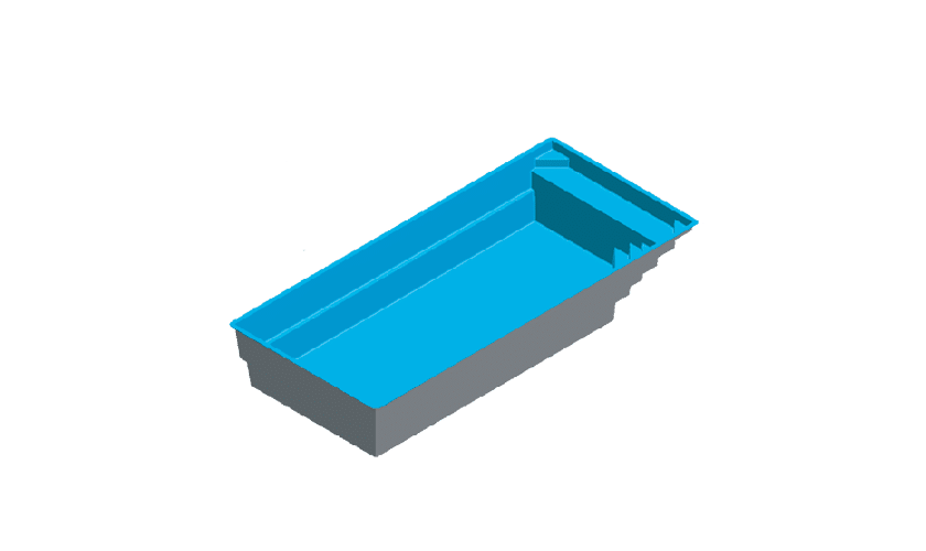 piscine-coque-extra-70-3d Modèle Extra 70