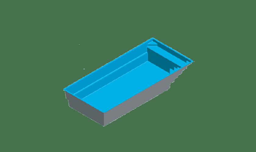 piscine-coque-extra-90-3d Modèle Extra 90
