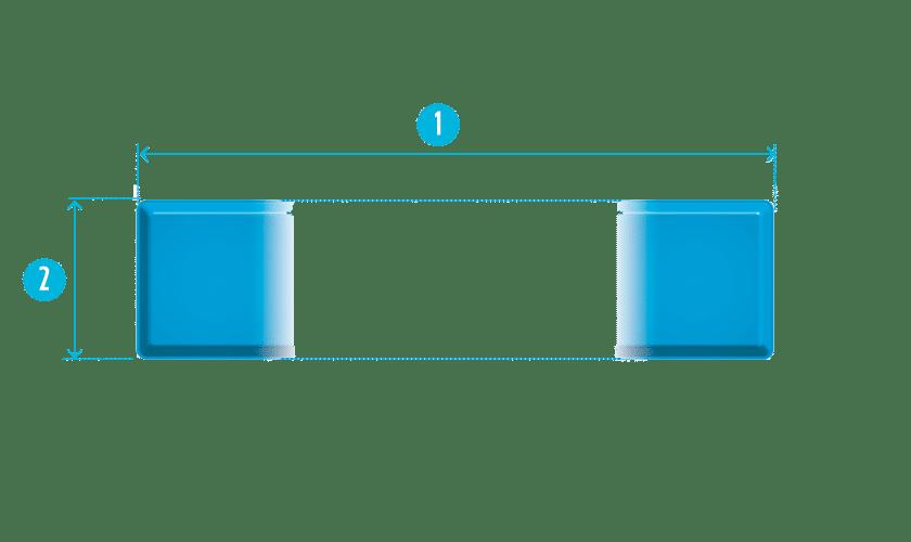 piscine-coque-infinity-plan Modèle Infinity