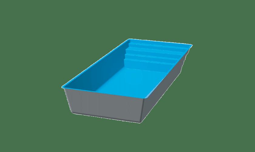 piscine-coque-inizan-3d Modèle Inizan