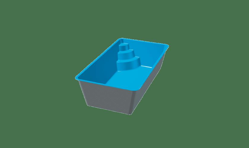 piscine-coque-mejean-3d Modèle Méjean