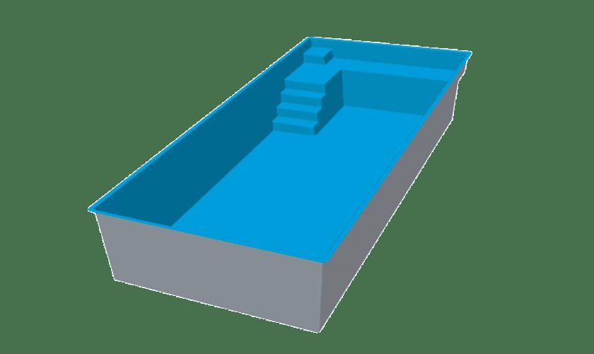 piscine-coque-mont-ventoux-3d Modèle Mont Ventoux