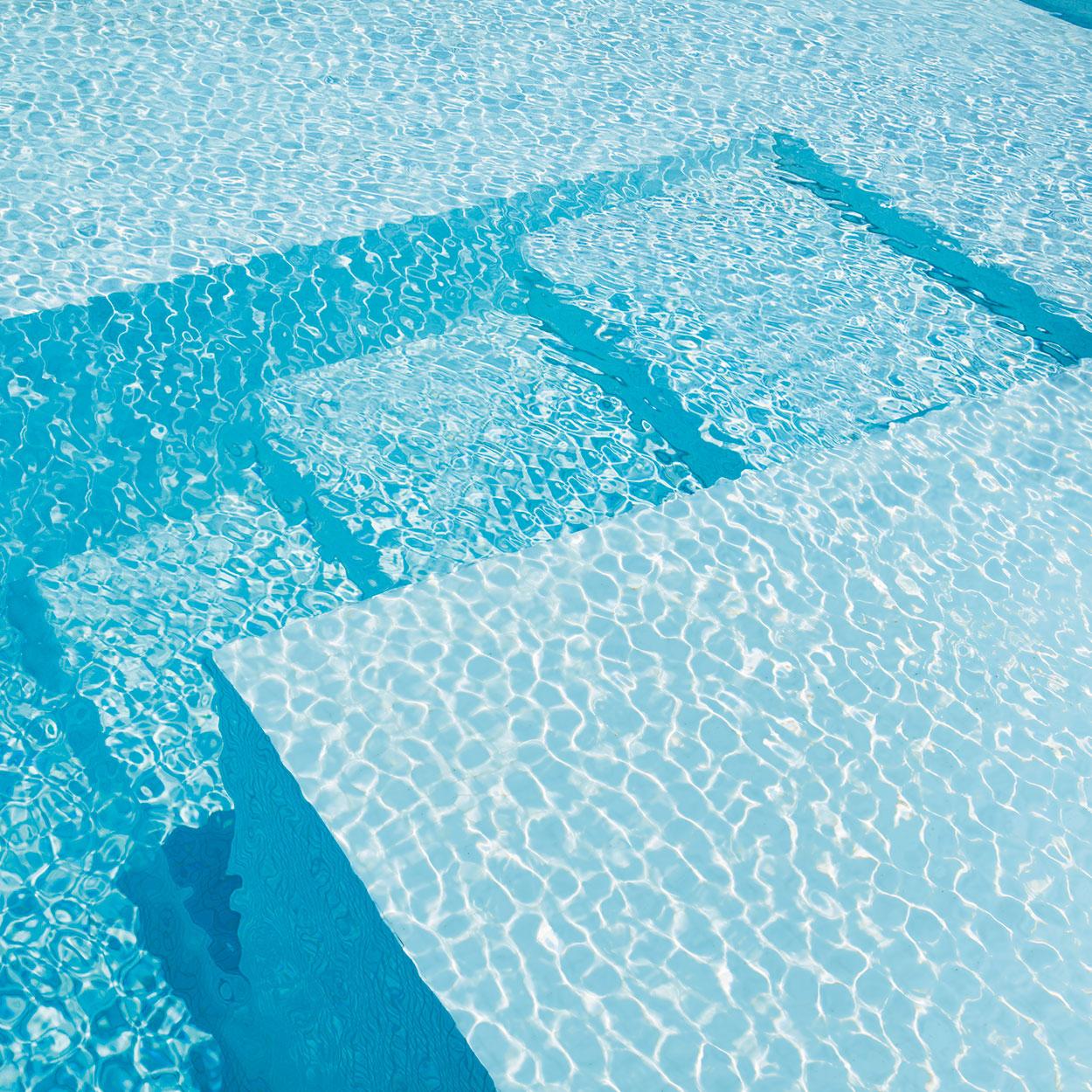 piscine-coque-plage Modèle Gruissan Plage
