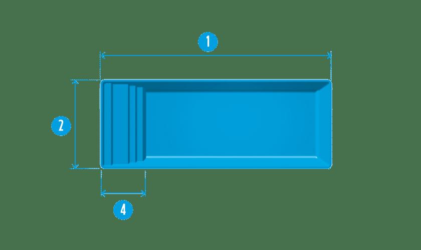 piscine-coque-podestat-plan Modèle Podestat