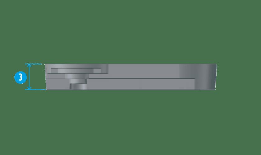 piscine-coque-port-cros-coupe Modèle Port-Cros
