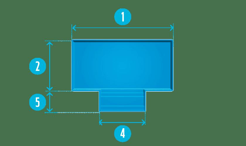piscine-coque-port-pin_plan_A Modèle Port-Pin