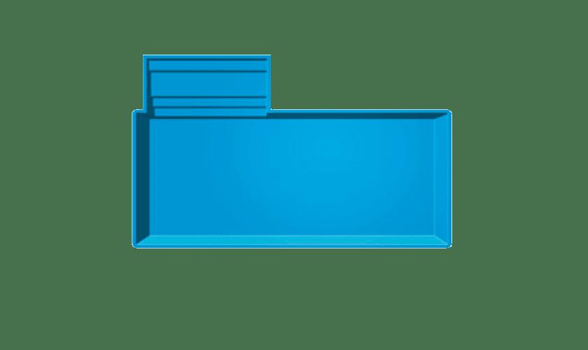 piscine-coque-port-pin_plan_B Modèle Port-Pin