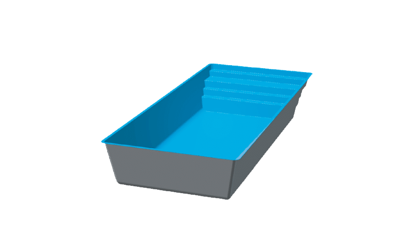 piscine-coque-sugiton-3d Modèle Sugiton