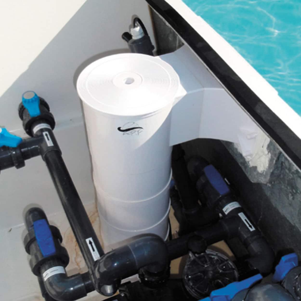 plugandswim-skimmer-ecumeur Odalia - Déclinaison PLUG & SWIM - Les atouts