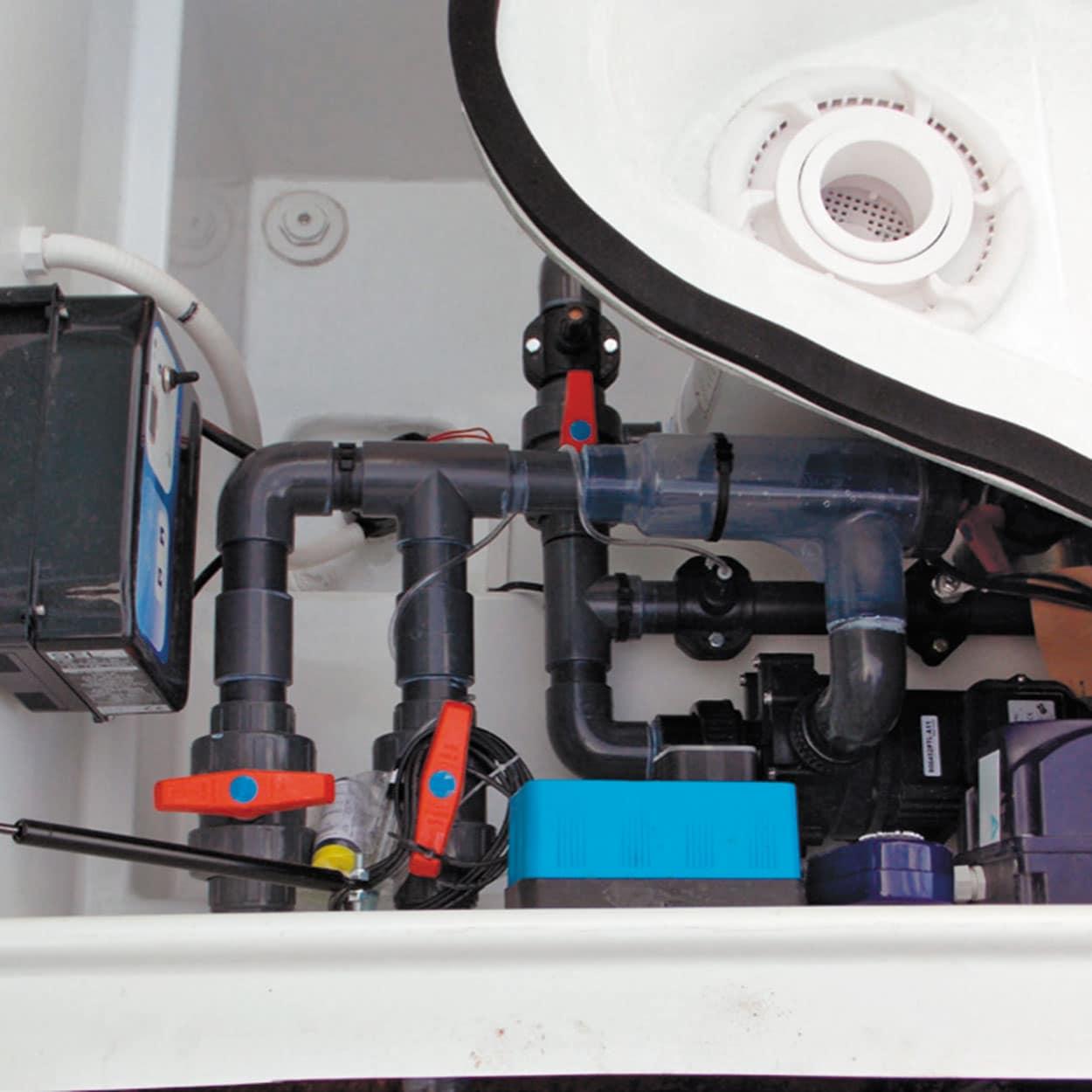 plugandswim-skimmer-flottant Odalia - Déclinaison PLUG & SWIM - Les atouts