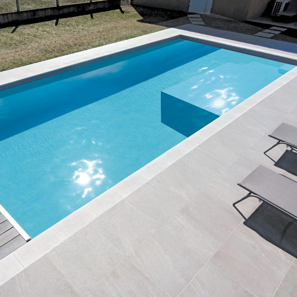 realisation-piscine-coque-plage-leucate Modèle Leucate Plage