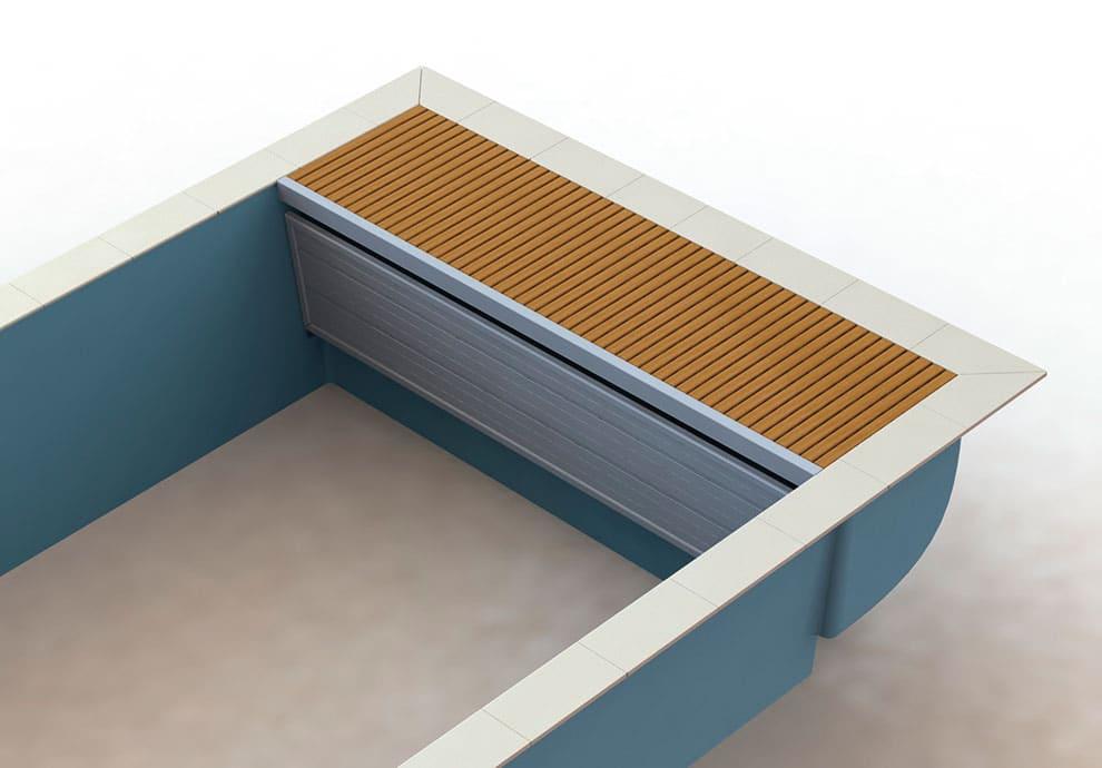 volet-secure-caisson-monobloc-ouvert Odalia - Déclinaison SECURE